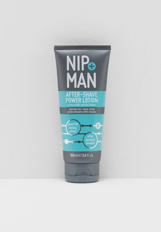 Aftershave Power Lotion