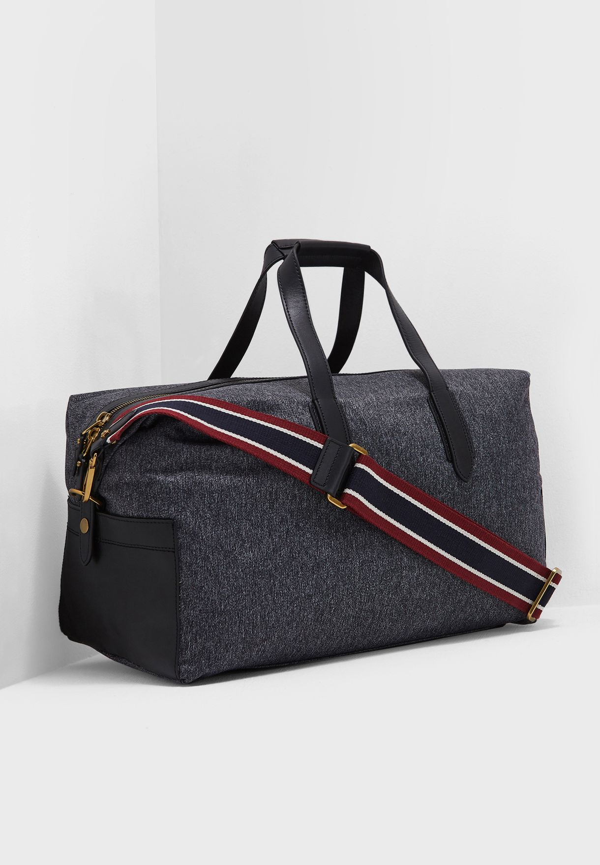 Oar Stripe Duffel Bag