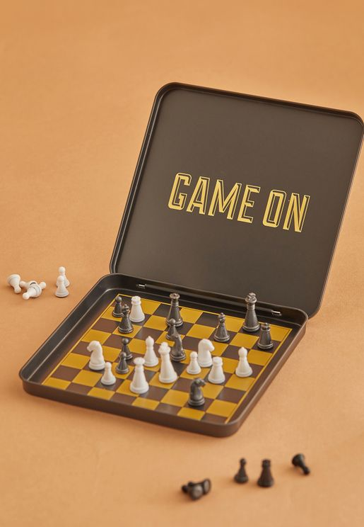 Mini Travel Chess Set