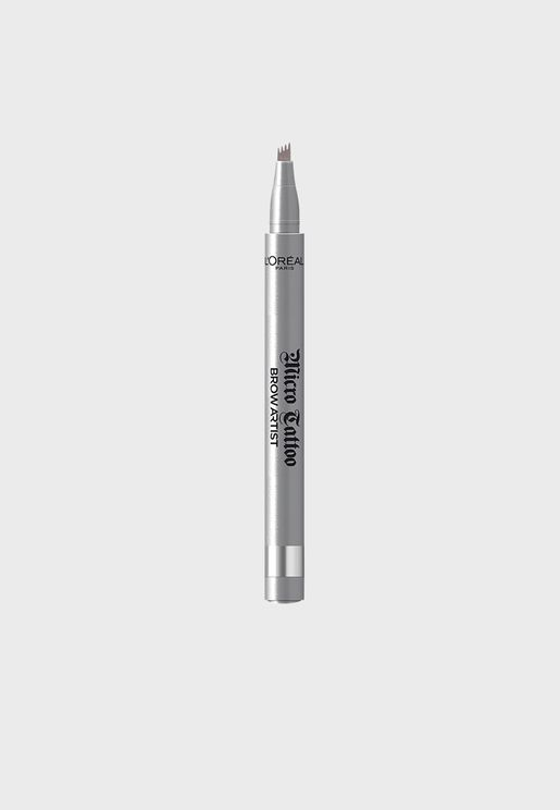 قلم حواجب برو ارتيست ميكرو تاتو 105