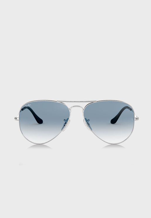 c910db0a7ad4 RB3025 Aviator Gradient