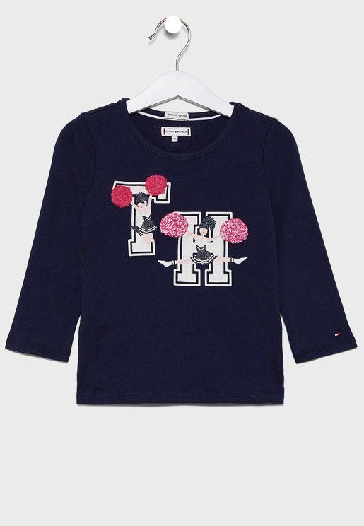Teen Cheerleader T-Shirt