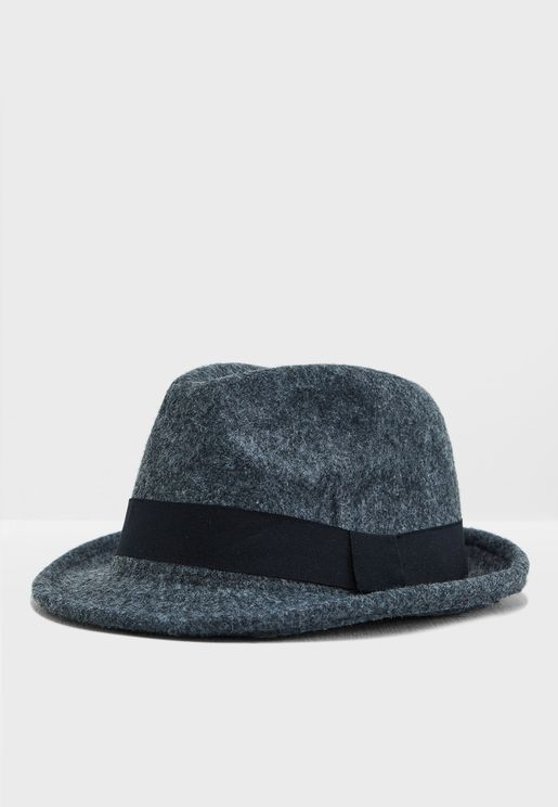 Winter Trilby Hat