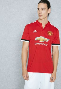 Manchester United 17/18 Home Jersey