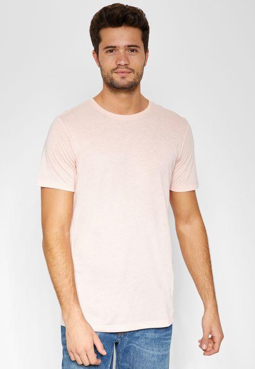 Derrick Bla Crew Neck  T-Shirt