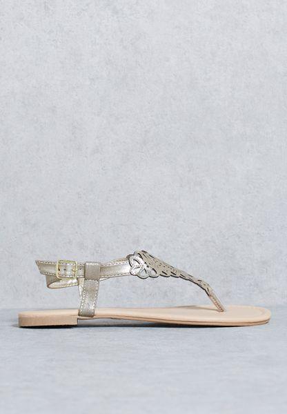 Lasercut Sandal