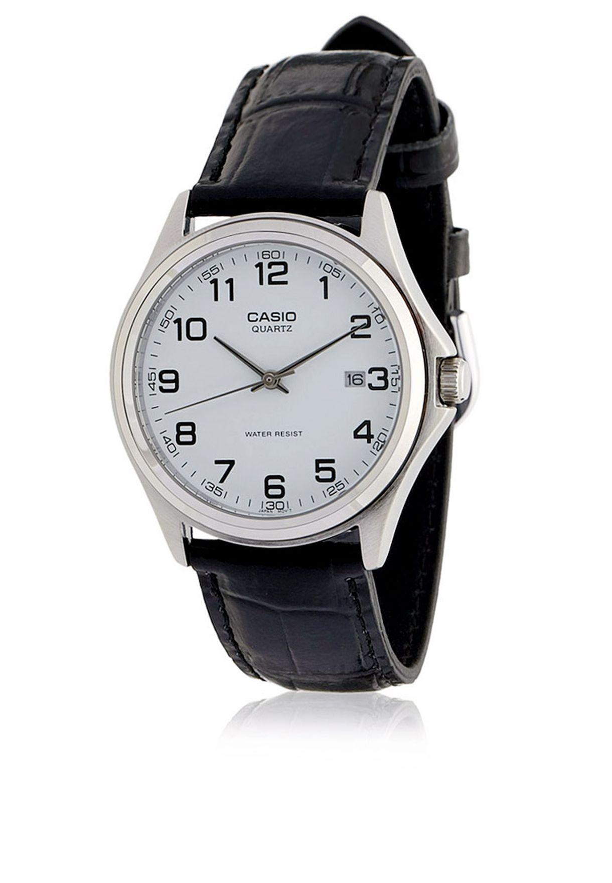 9bca9d436 تسوق ساعة يد رسمية ماركة كاسيو لون أسود في السعودية - CA511AC39SRW