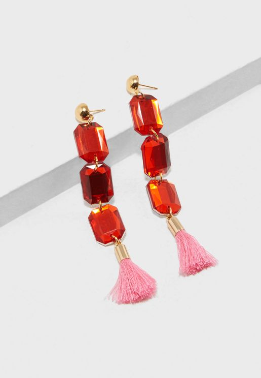Bob Bon Earrings
