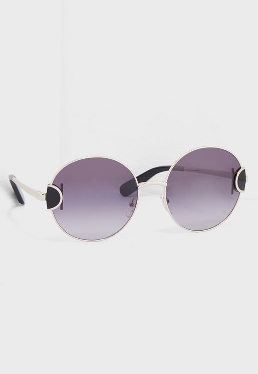 SF156S Round Sunglasses
