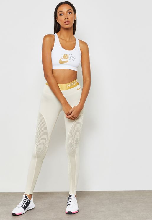 Pro Champagne 7/8 Tights