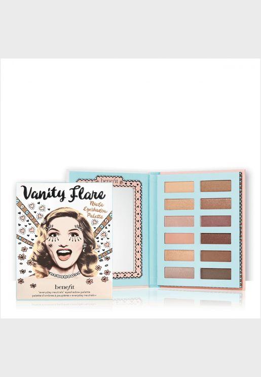 Vanity Flare Eyeshadow Pallette