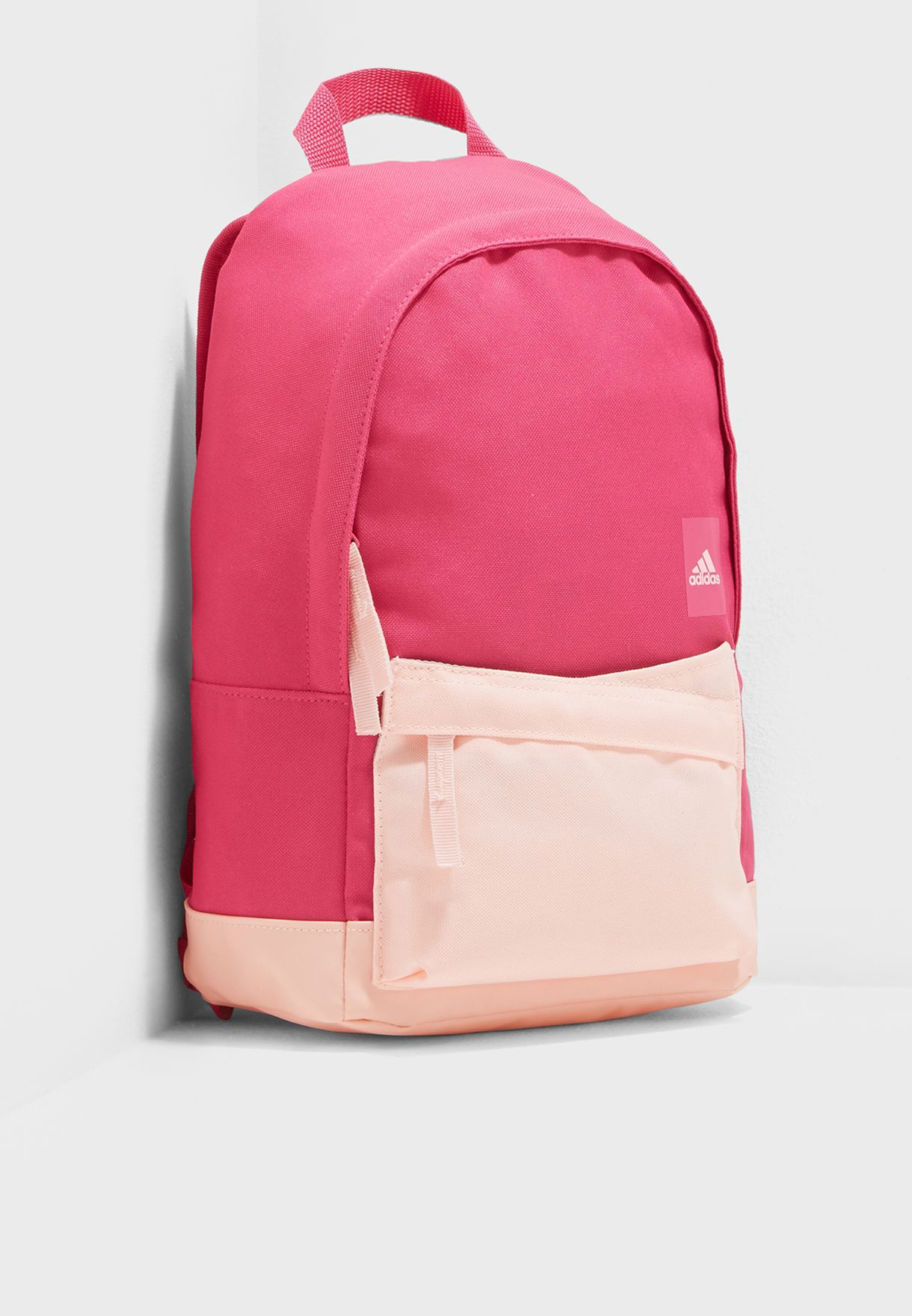 Mil millones Adjunto archivo apetito  Buy adidas pink Classic Extra Small Backpack for Kids in MENA, Worldwide |  DM5567