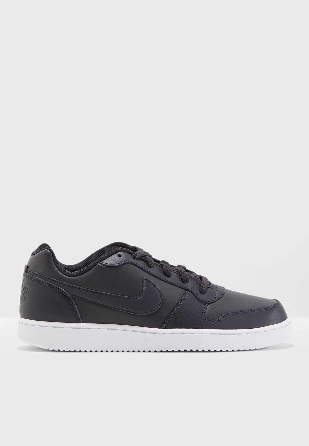 0f6497bc8 Shop Nike black Ebernon Low AQ1775-001 for Men in UAE - NI727SH39XNC