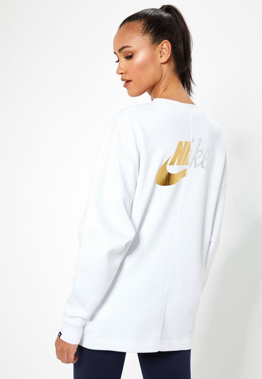 Rally Mettallic Sweatshirt