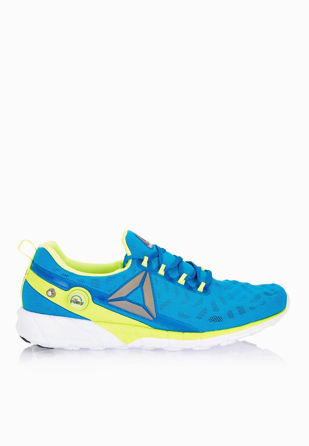 Shop Reebok blue Zpump Fusion 2.5 AR0088 for Men in UAE - RE019SH39PZK bf82f3f906