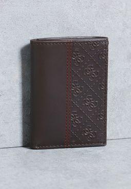 Logan Trifold Wallet