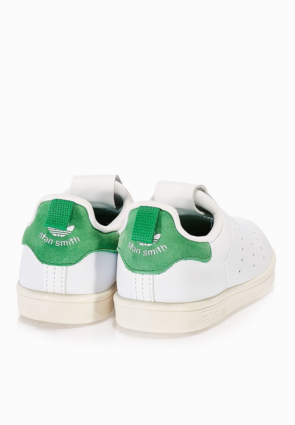 4af90741d9a831 Shop adidas Originals white Stan Smith 360 Infant S75221 for Kids in ...