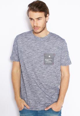 Brave Soul Yarn Dyed Stripe T-Shirt