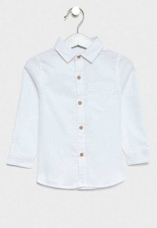 Little Essential Shirt