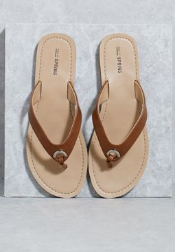 Thiniel Flat Sandals