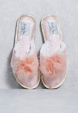 Luxury Loungewear Slipper