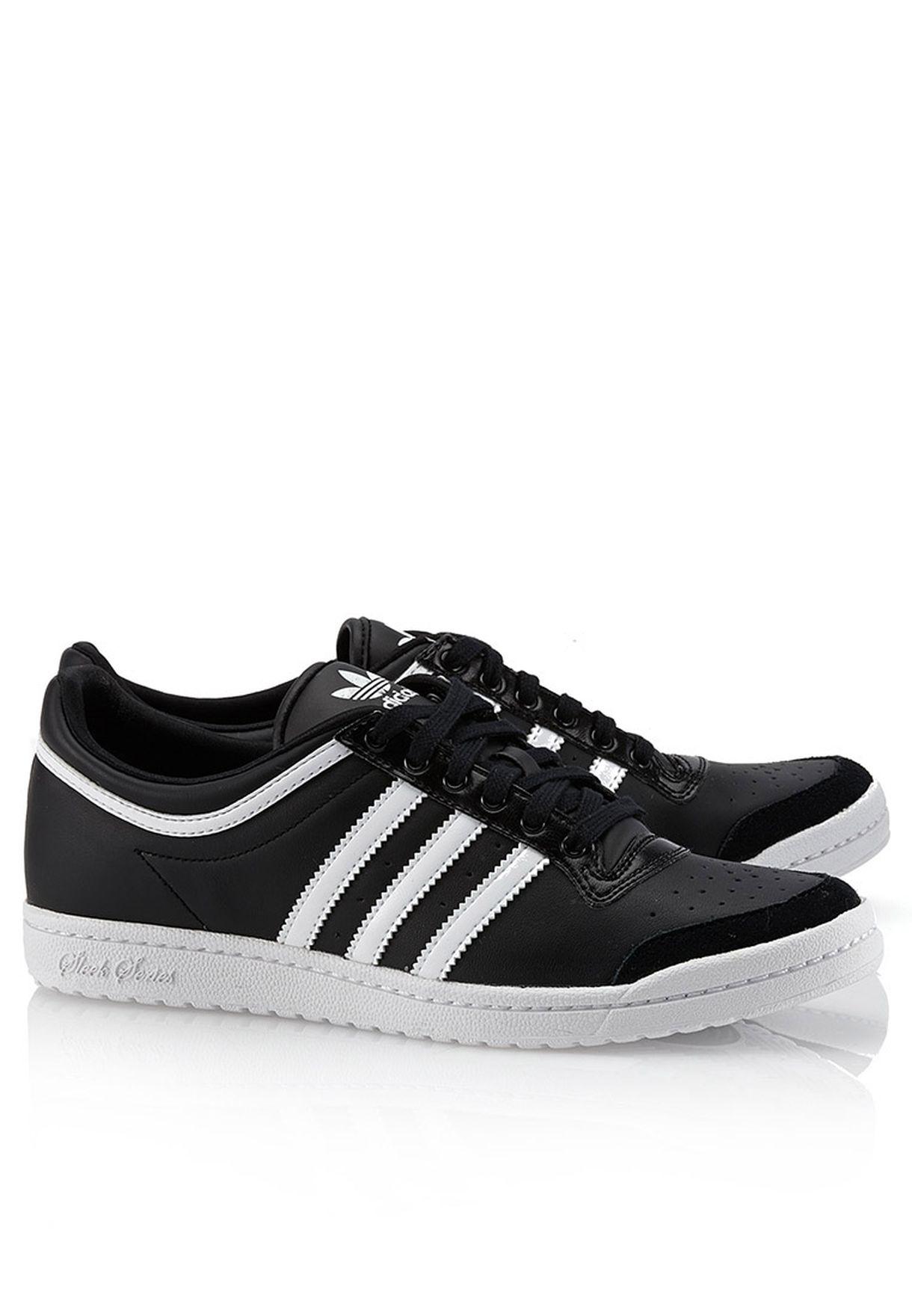 Puede ser calculado pronunciación creciendo  Buy adidas Originals black Top Ten Low Sleek Sneakers for Women in MENA,  Worldwide | G16721