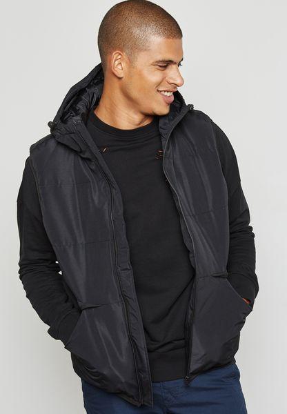 Midoe Hoodied Jacket