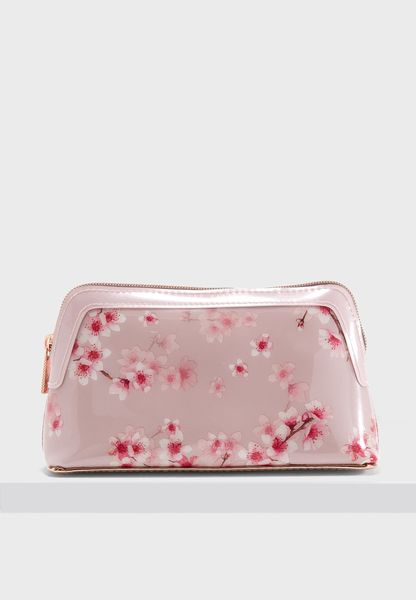 Paget Soft Blossom Cosmetic Bag