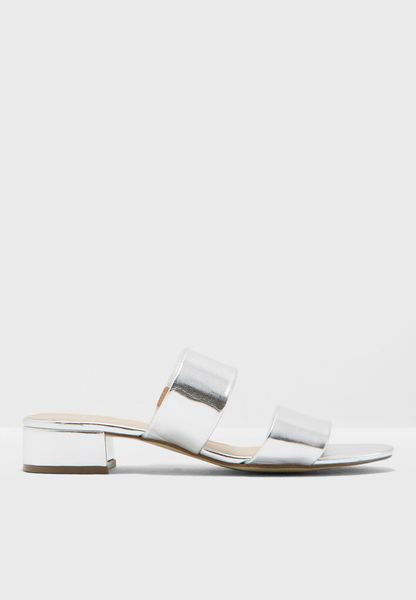 Wide Fit Storm Two Strap Sandal