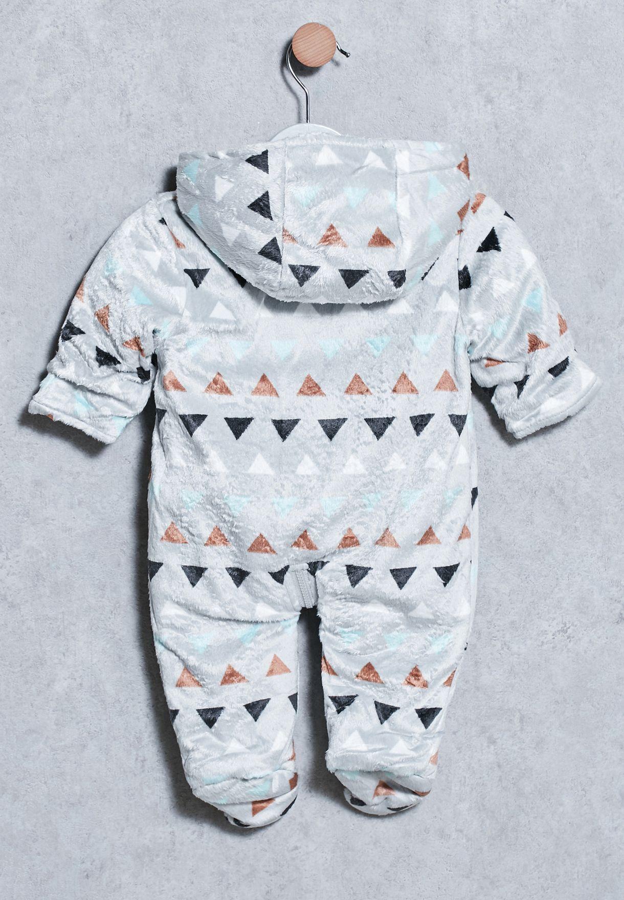 66c3db9d9 Shop Minoti grey Infant Snow Suit for Kids in Bahrain - MI943AT39OWM