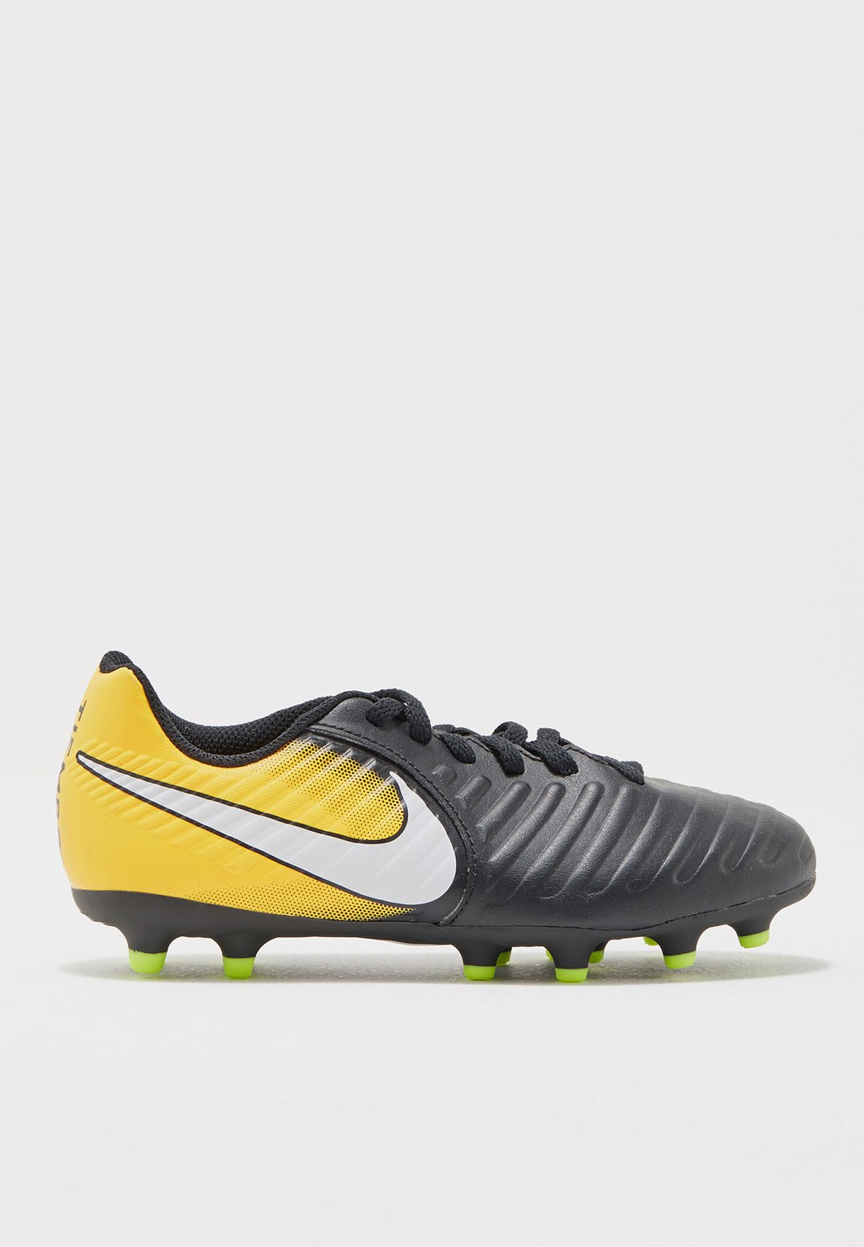 fed6449deb3656 Shop Nike multicolor Tiempo Rio IV FG Youth 897731-008 for Kids in Oman -  NI727SH39PXG