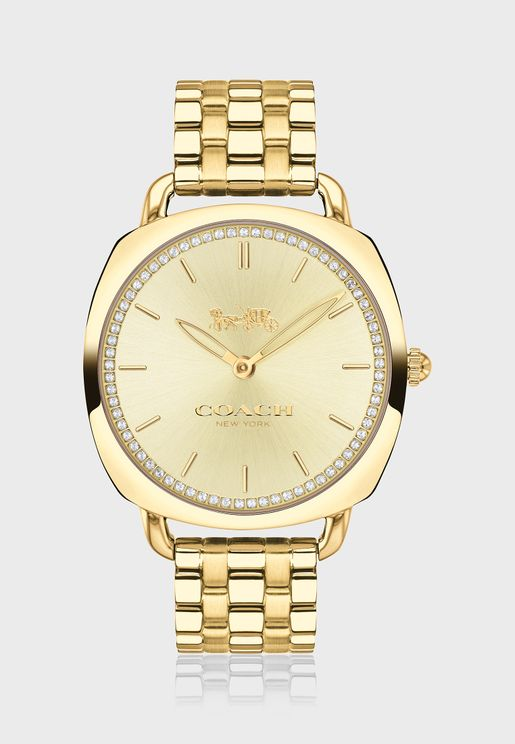 Tatum Slim Watch
