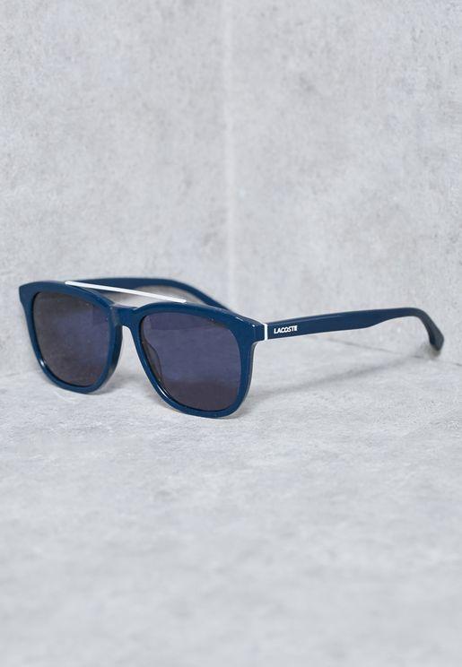 نظارة شمسية بجسر معدني