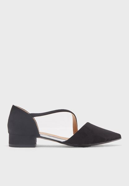 Curved Strap Flat