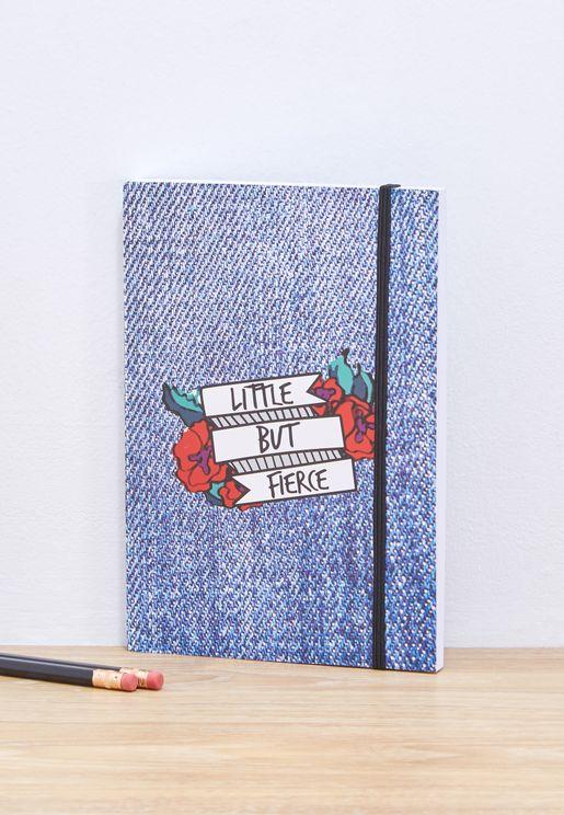 A5 Little But Fierce Notebook
