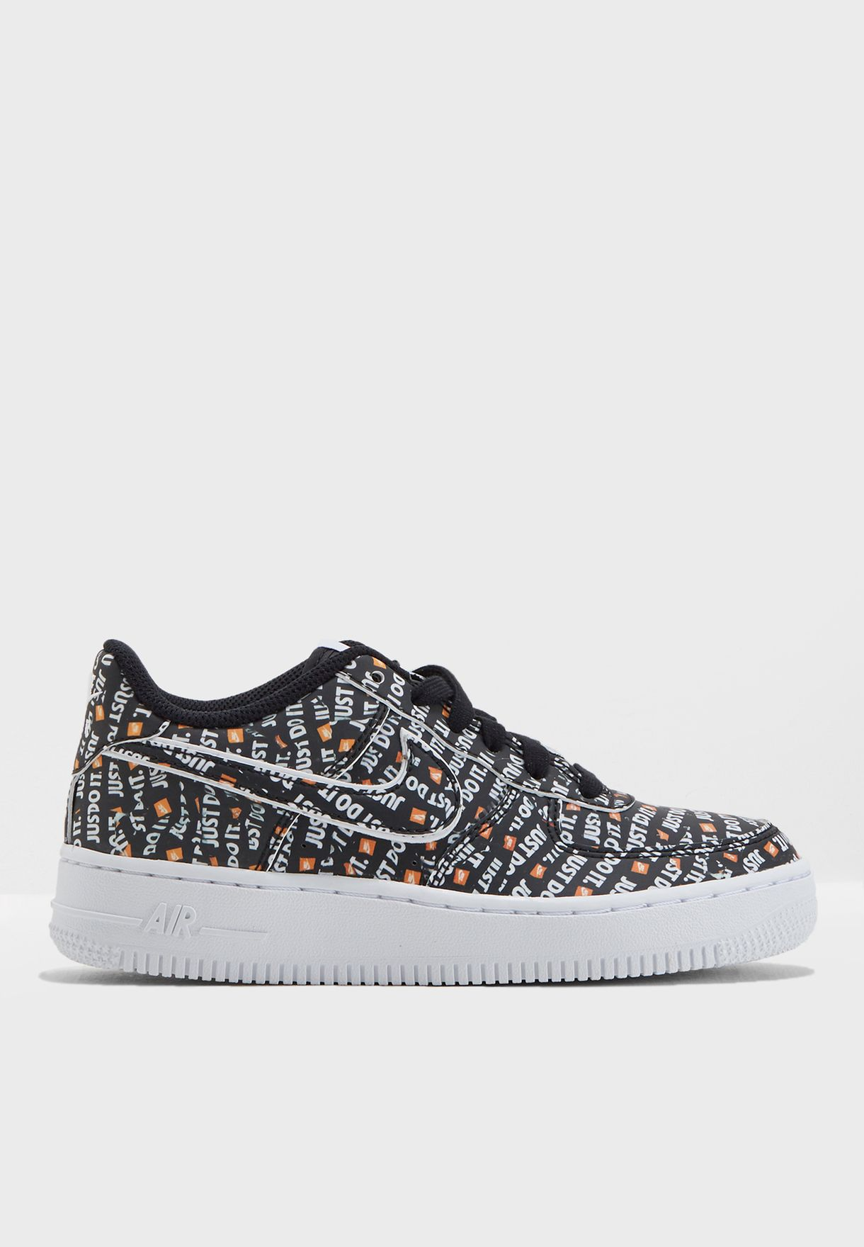 Shop Nike prints Youth Air Force 1 JDI PRM AO3977-001 for Kids in Qatar -  NI727SH29HDM 0ee90e1ec