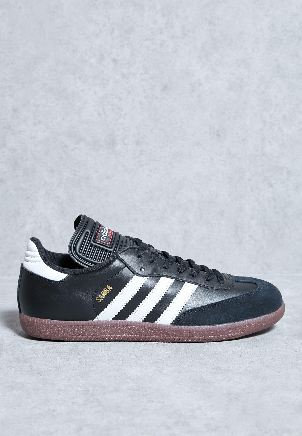 Shop adidas Originals black Samba Classic 34563 for Men in Saudi -  AD476SH29QRA e5f682668