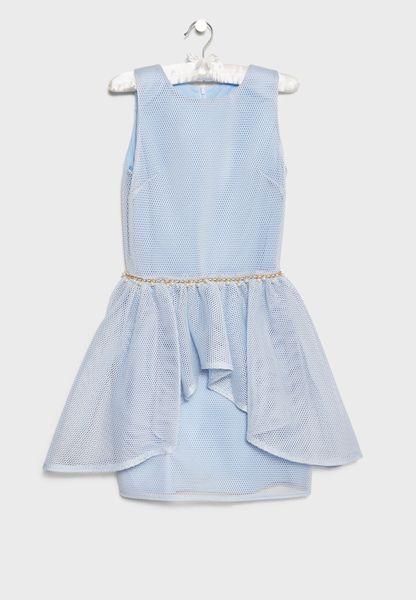 Teen Tulle Dress
