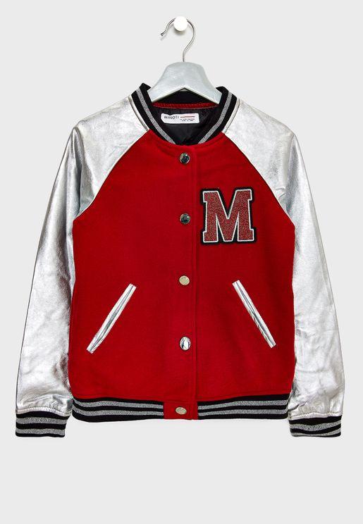 Teen Logo Jacket