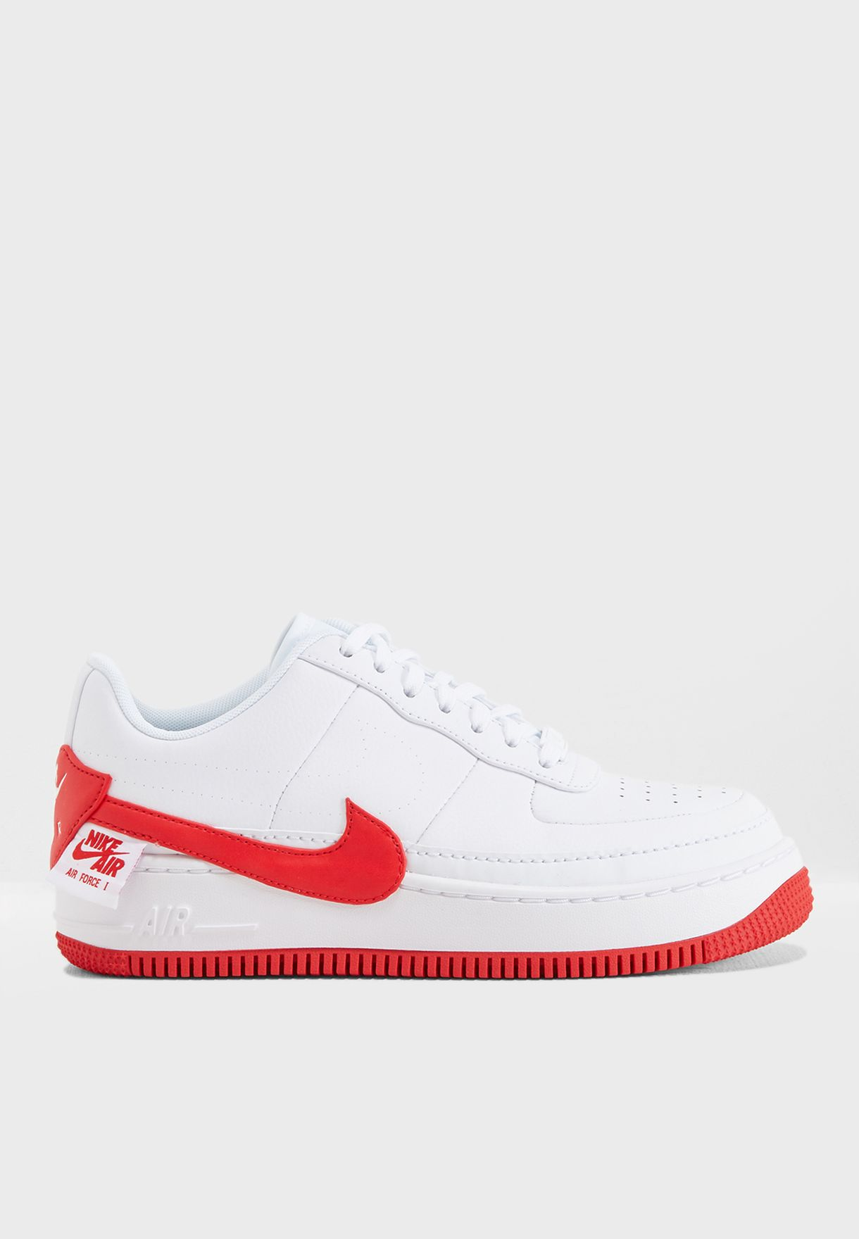 44712025a3d6 Shop Nike white Air Force 1 Jester XX AO1220-106 for Women in UAE ...