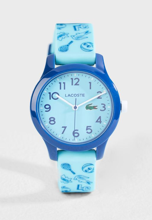 Kids Printed Strap Watch