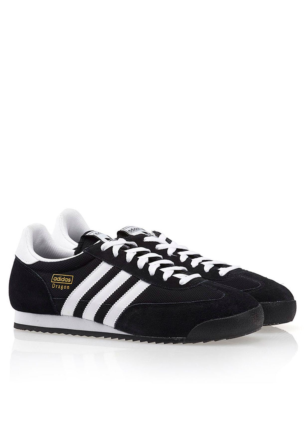 Shop adidas Originals black Dragon G16025 for Men in Saudi - AD478SH29MUK 4fd03def5
