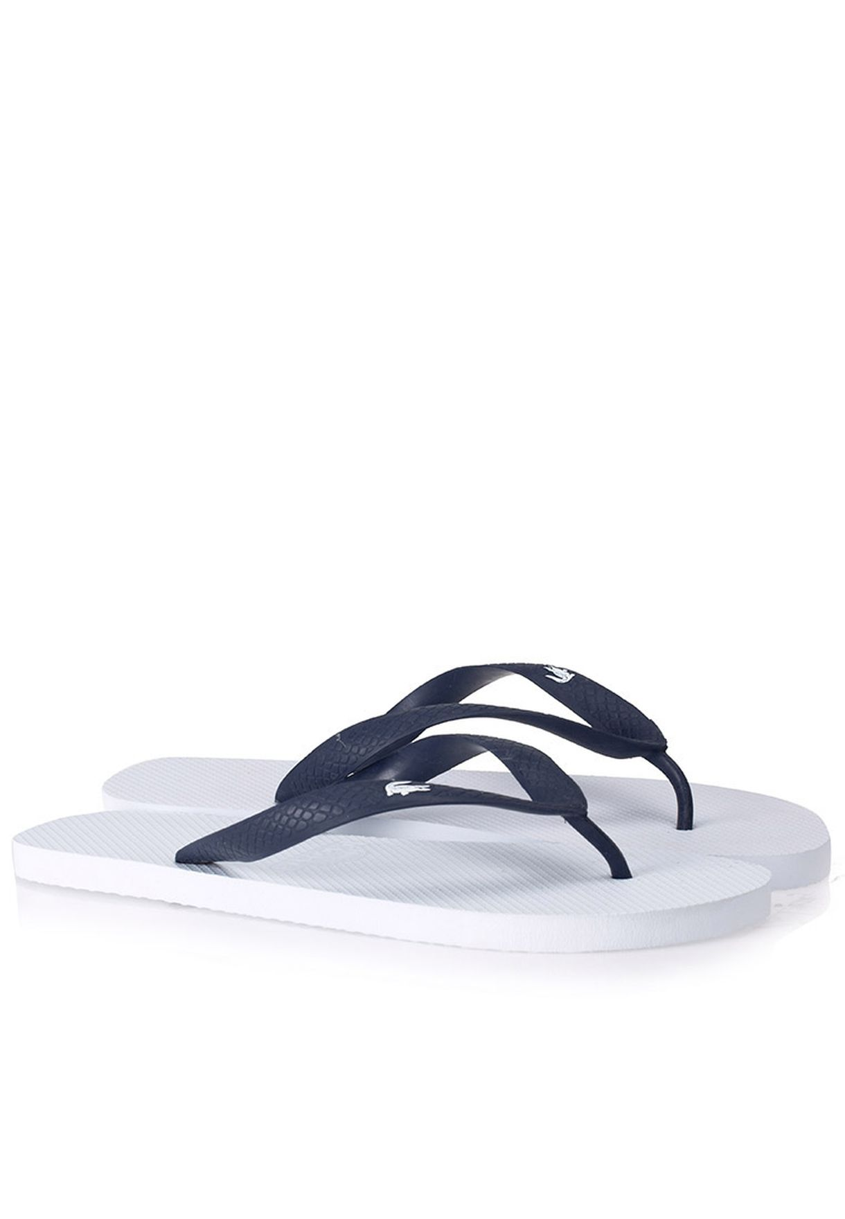 fded3032f1b3 Shop Lacoste white Barona NTE 29SPM0062-121 for Men in Bahrain -  LA014SH29LCC