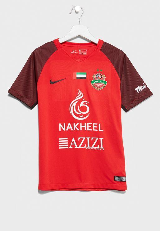 Youth Shabab Al Ahli Home Jersey