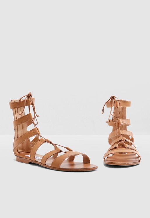 Shira Flat Sandal