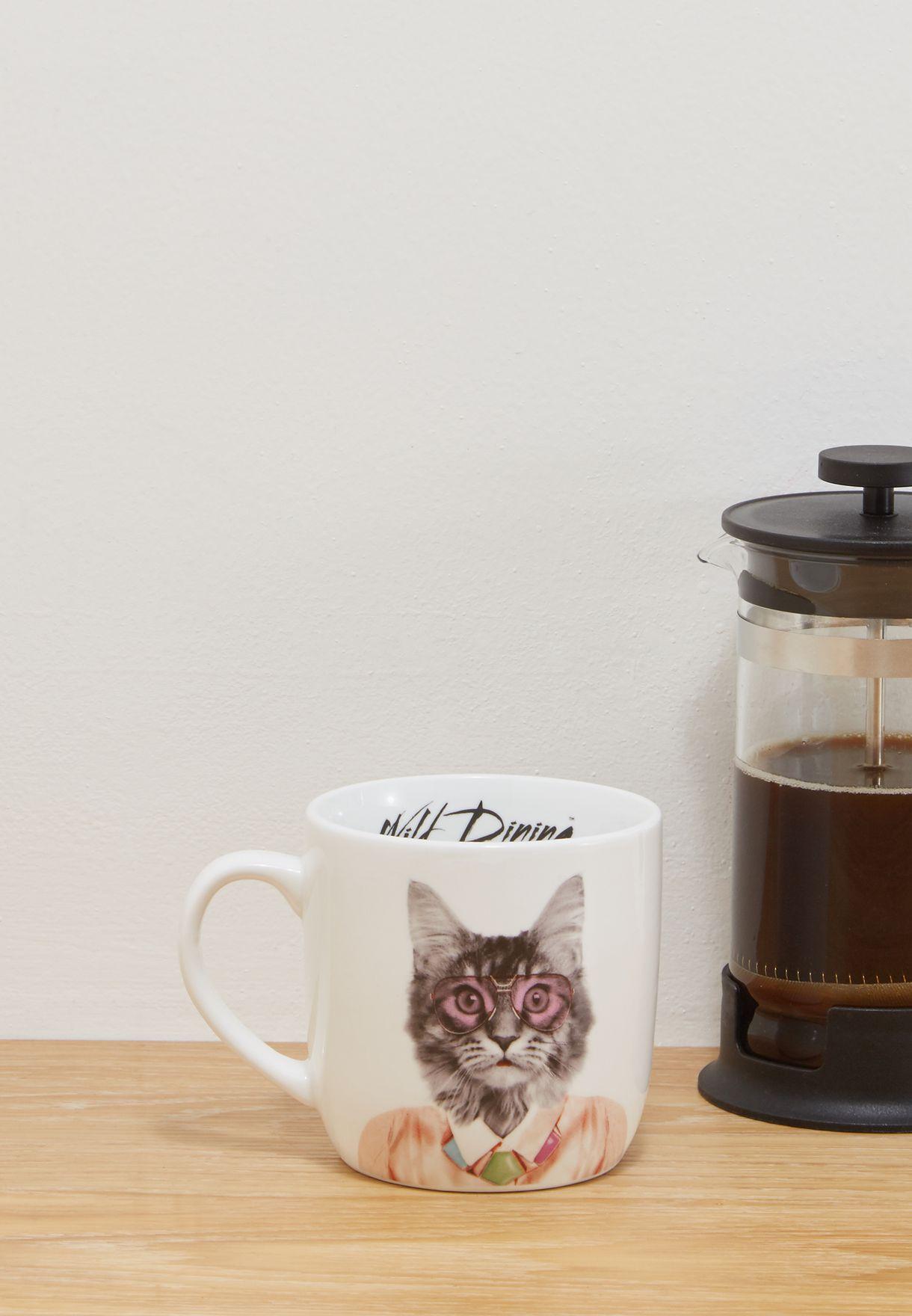 Dining Mug - Cat