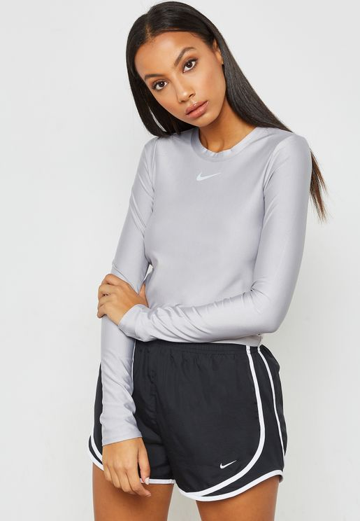 Speed Cropped T-Shirt