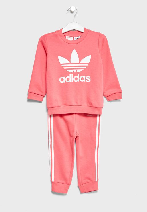 Infant Trefoil Joggers Set