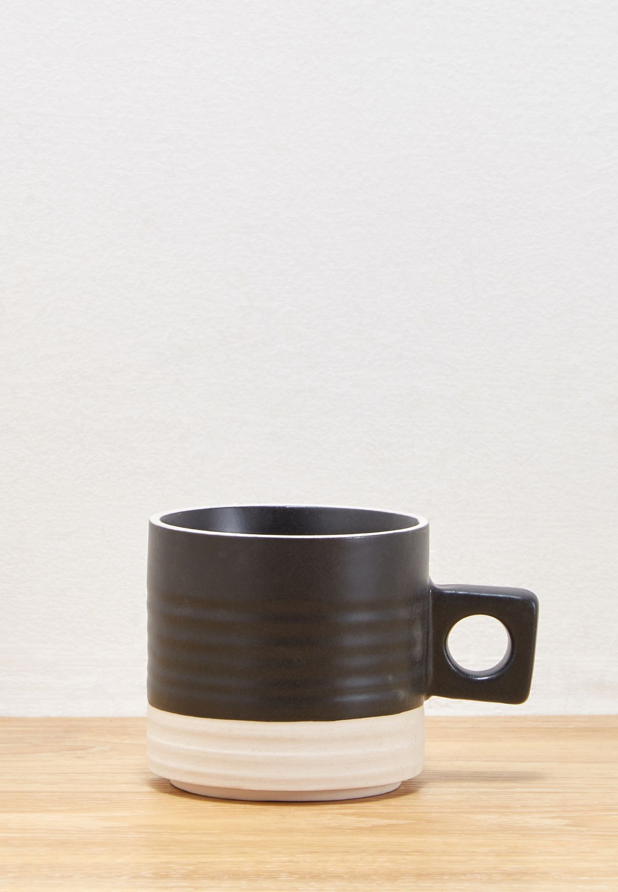 Square Handle Purist Mug