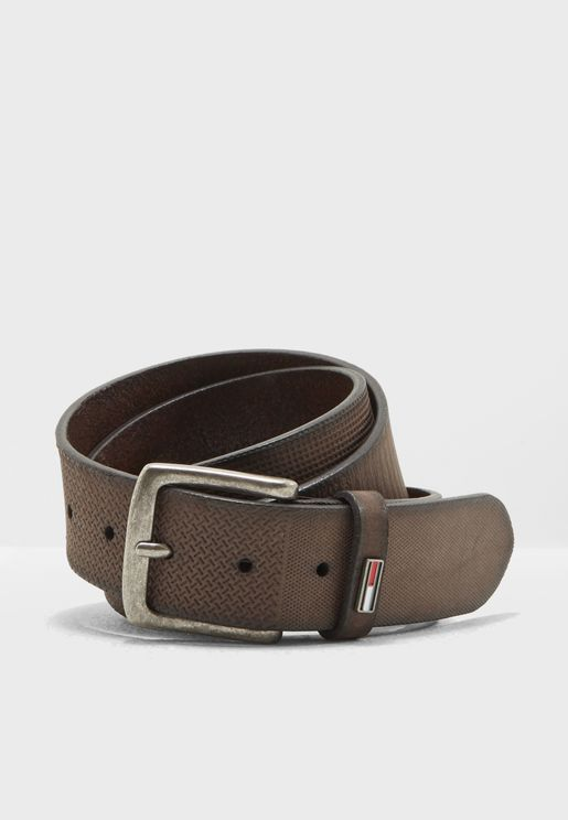 Thd Patchwork Belt